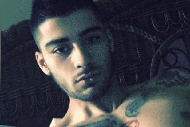 First Look Zayn Malik's Shirtless Selfie Cover for Interview Magazine's Social Media Issue (Photo)