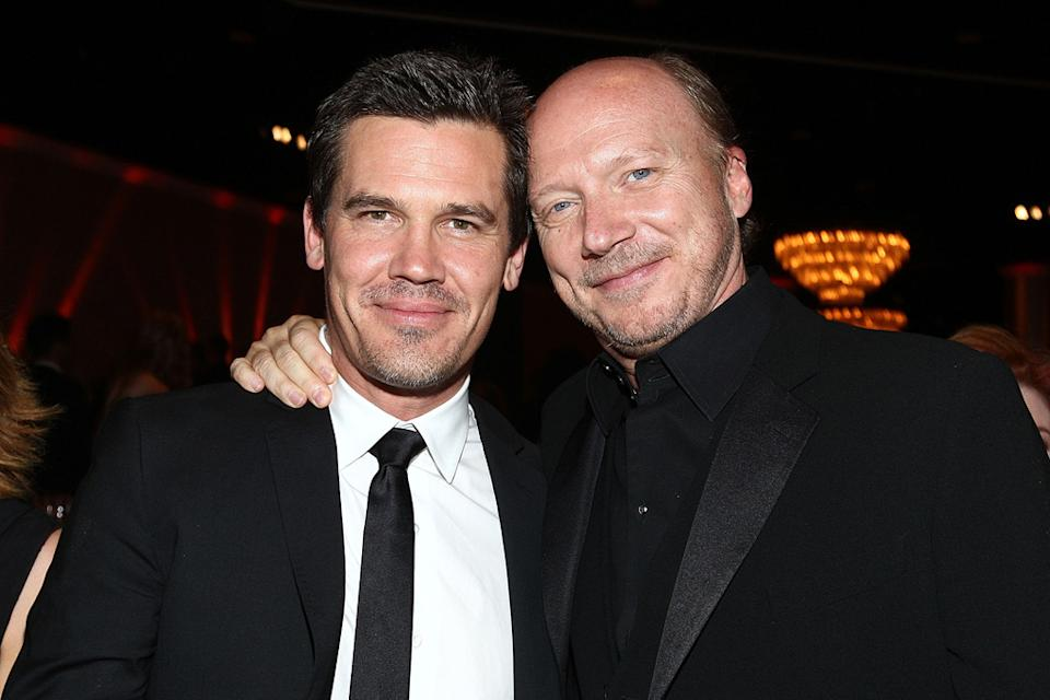 Hollywood Film Festival Awards Gala 2008 Josh Brolin Paul Haggis