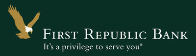 First Republic Bank's logo