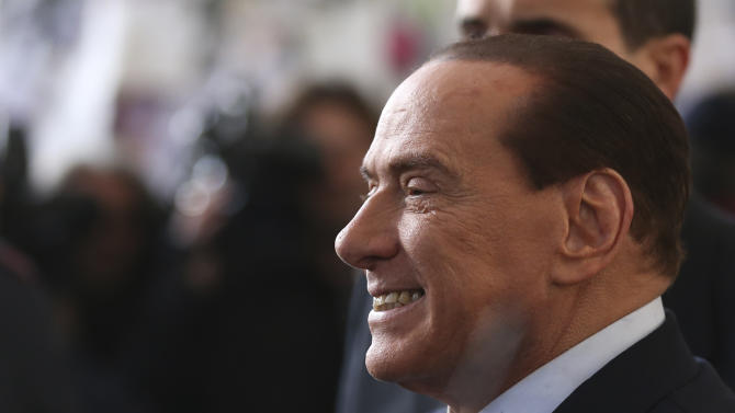 Berlusconi conviction upheld; prison term sticks
