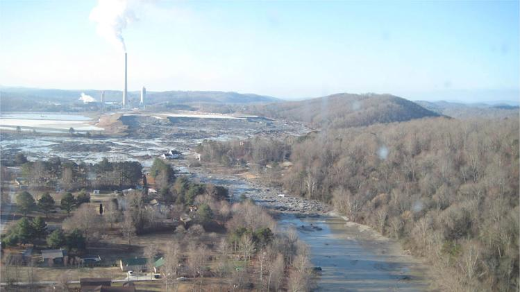 Judge: TVA liable for massive Tenn. coal ash spill
