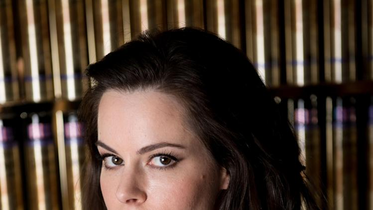Emily Hampshire Portrait Session - 65th Annual Cannes Film Festival