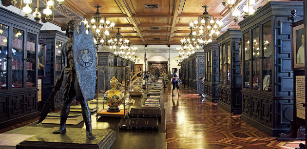 &lt;p&gt;This museum is located at the heart of the Malaca&ntilde;ang Palace Complex--at the Old Executive Building built in 1920. (Photo by Ogie Ramos)&lt;/p&gt;