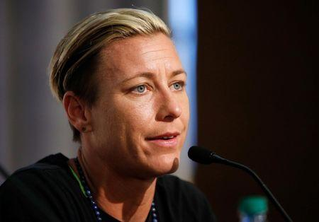 Soccer: Women's World Cup-Press Conference USA