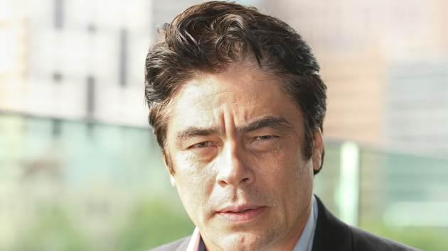 Benicio Del Toro poses during a photocall for 'Savages' at Club 23 on October 11, 2012 in Melbourne, Australia -- Getty Images