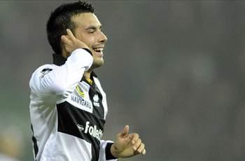 Parma 1-1 Juventus: Sansone strike sees Bianconeri stumble again