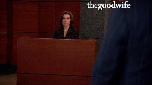 The Good Wife - Prime The Pump