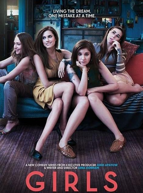'Girls' and the City: A Self-Loathing, Hipster Prequel to 'Sex and the City'