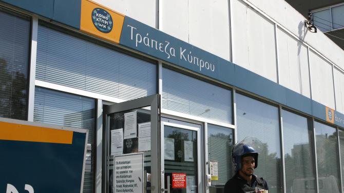 Bank of Cyprus deposits raid boosts finances