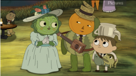 Cartoon Network Orders 'Over The Garden Wall' As First Miniseries