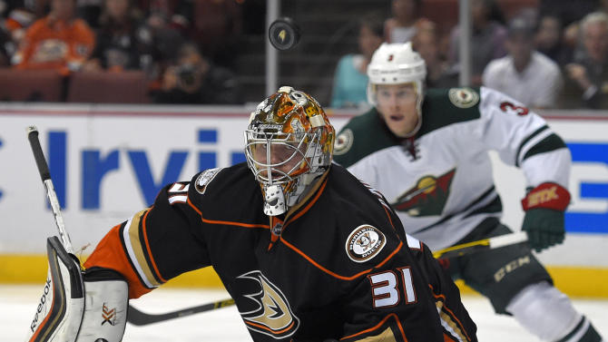 Wild, Coyle agree to 5-year, $16M extension