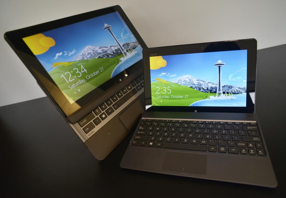 Windows 8 inspires computer makers to creativity