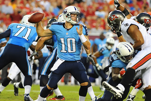 Questions plague Tennessee Titans offseason