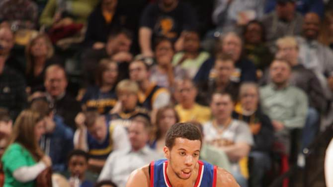 Pacers hand 76ers 21st straight loss, 99-90