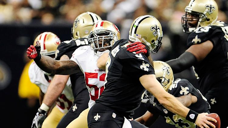 San Francisco 49ers v New Orleans Saints