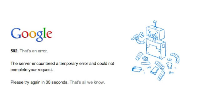 Google Fixing Widespread Outage (ABC News)