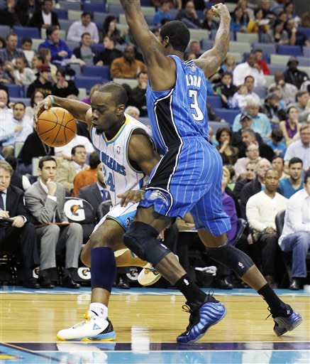 Hornets end 9-game skid with 93-67 win over Magic