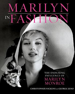 """This book cover image released by Running Press, a member of the Perseus Books Group, shows """"Marilyn in Fashion: The enduring Influence of Marilyn Monroe,"""" by Christopher Nickens and George Zeno. (AP Photo/Running Press, a member of the Perseus Books Group)"""