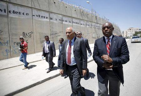 FIFA's Israel-Palestine committee meets for first time