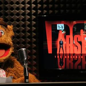 Fozzie The Bear Sits In As Arsenio's Announcer