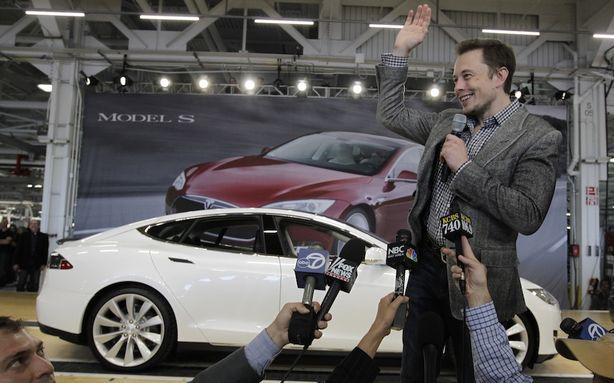 Tesla Is First Green Tech Company to Pay Back Its Department of Energy Loan