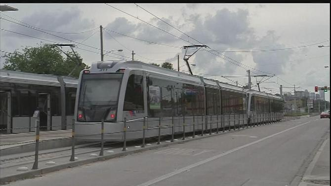 MetroRail East End and Southeast light rail lines open