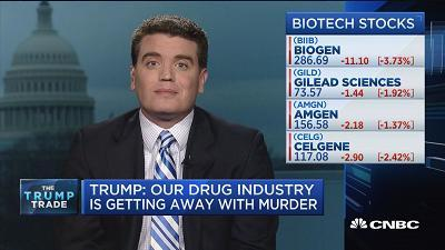 Pfizer CEO: This is what Trump doesn't understand about the pharma industry