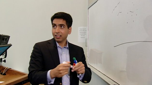 Khan Academy: Learn Everything, Online (ABC News)
