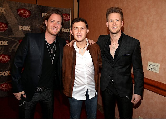Scotty McCreary, Tyler Hubbard, Brian Kelley
