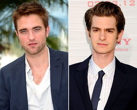 Andrew Garfield, Robert Pattinson Can&#39;t Stand Each Other!