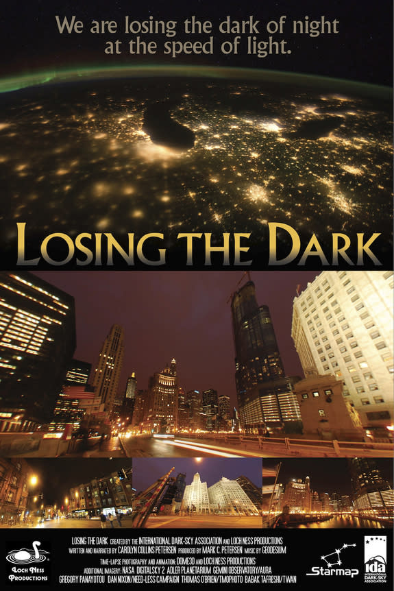'Losing the Dark': Video Illuminates Threat of Light Pollution