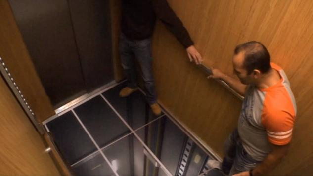 Is LG's 'Elevator' Video a Fake?
