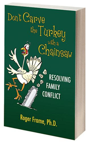 'Don't Carve the Turkey with a Chainsaw'