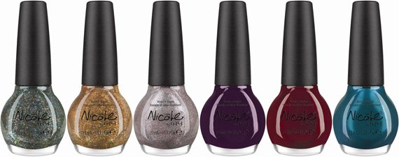 Nicole by OPI: Kardashian Kolor Holiday 2012 Collection