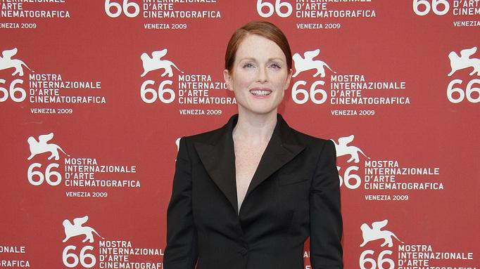 66th Annual Venice Film Festival 2009 Julianne Moore