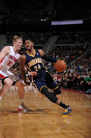 Pacers rally from 25 down, beat Pistons in OT