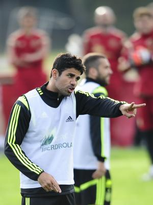 If Spain tinkers, Costa ready for World Cup chance