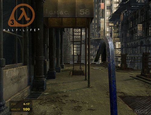 Half-life 3 listed to appear at Gamescom: A mistake, says organiser. Gaming, Gamescom2012, Half-life 3, Valve 0
