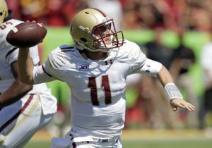 Kessler leads USC past Boston College 35-7