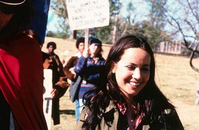 Janeane Garofalo as Anita Hoffman in Lions Gate's Steal This Movie!