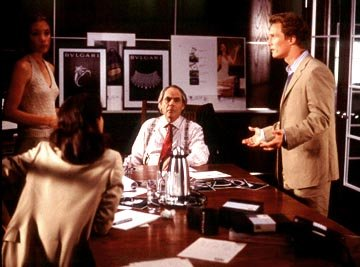 Michael Michele , Shalom Harlow , Robert Klein and Matthew McConaughey in Paramount's How To Lose A Guy In 10 Days