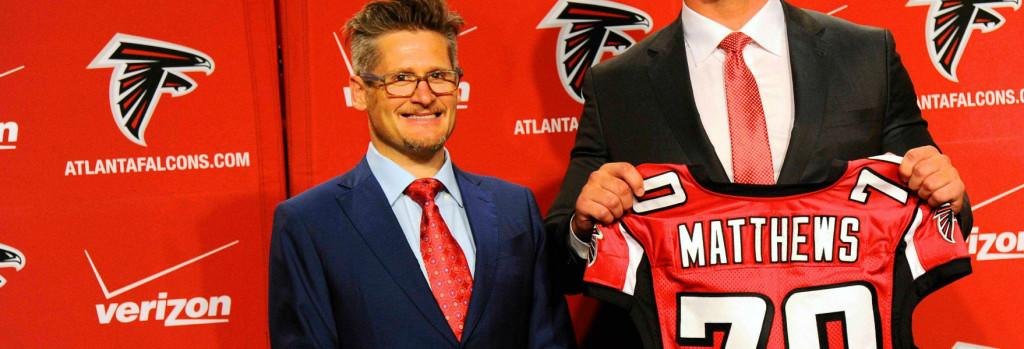 ESPN's Bill Barnwell hands out Falcons offseason grade