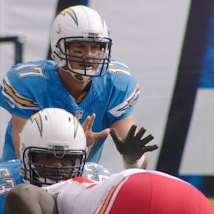 'Inside the NFL': San Diego Chargers quarterback Philip Rivers highlights