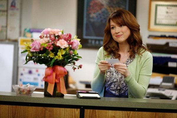 Exclusive Video: The Office's Ellie Kemper Reveals Her Favorite Dunder Mifflin Moment