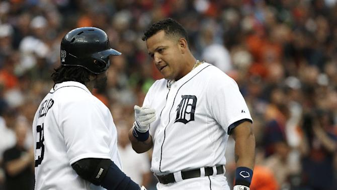 Cabrera, Tigers romp, Phillies lose 7th straight