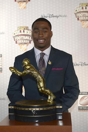 Winston, Donald, McCarron headline awards night