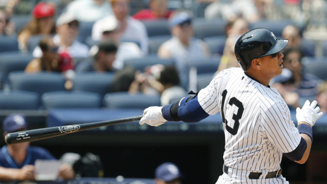 Rookies Bryant, Pederson make All-Star team; A-Rod left out