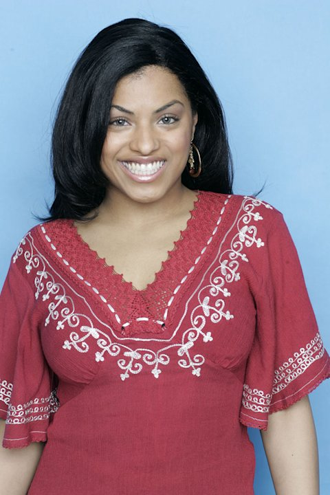 "Brenna Gethers from Mt. Vernon, NY, is one of the contestants on Season 5 of ""American Idol."""