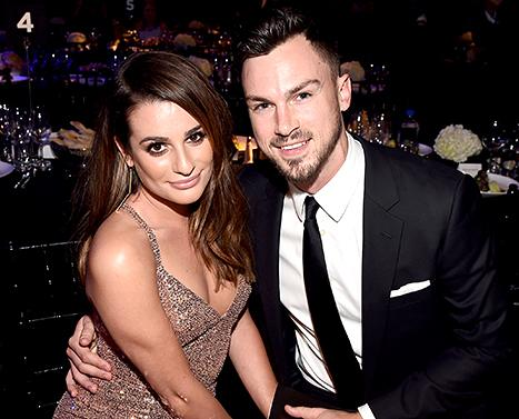 "Lea Michele: Boyfriend Matthew Paetz ""Miraculously Came Into My Life"" After Cory Monteith's Death"