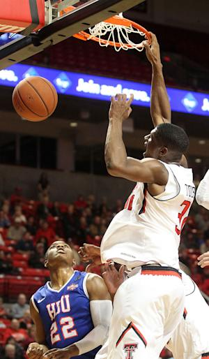 Houston defeats Texas State 76-70